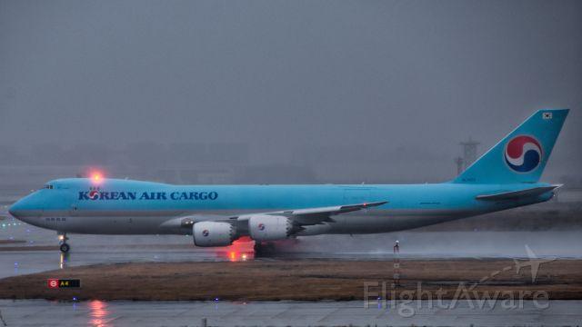 BOEING 747-8 (HL7623)