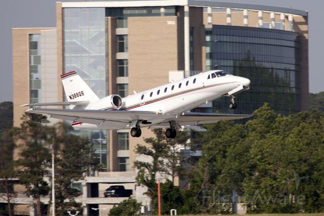 Cessna Citation Sovereign (N369QS)