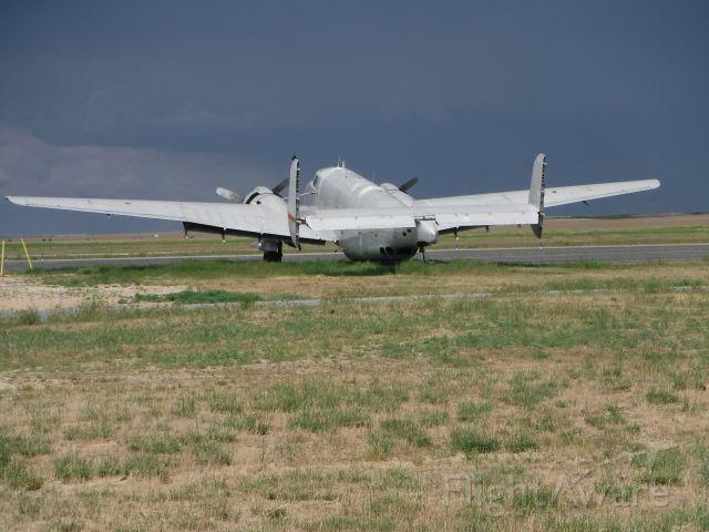 OAKLAND Centaurus — - Lockheed PV-1 Ventura at the Jerome County Municipal Airport in Idaho
