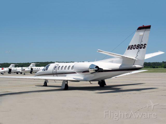 Cessna Citation V (N808QS)