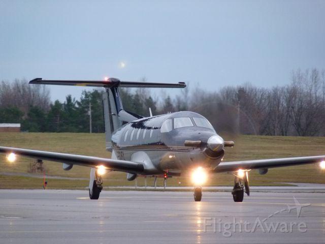 Pilatus PC-21 (C-FGFL)