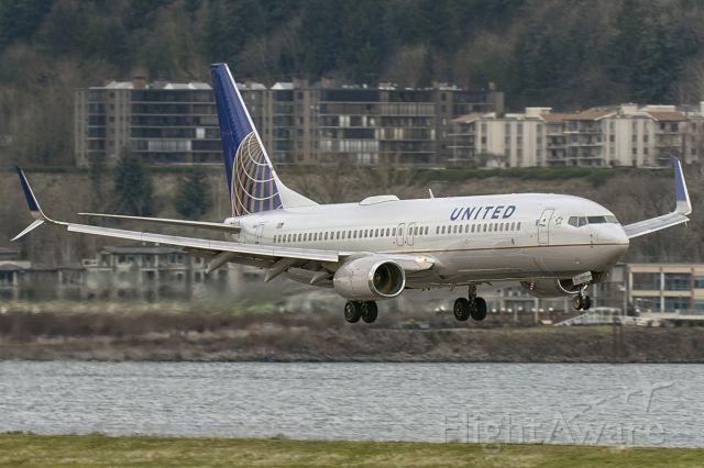 Boeing 737-800 (N34282) - 8th Dec., 2014
