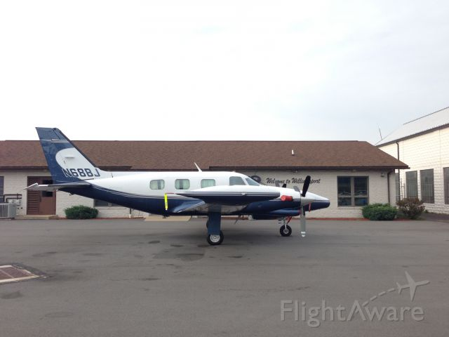 Piper Cheyenne 2 (N68BJ)