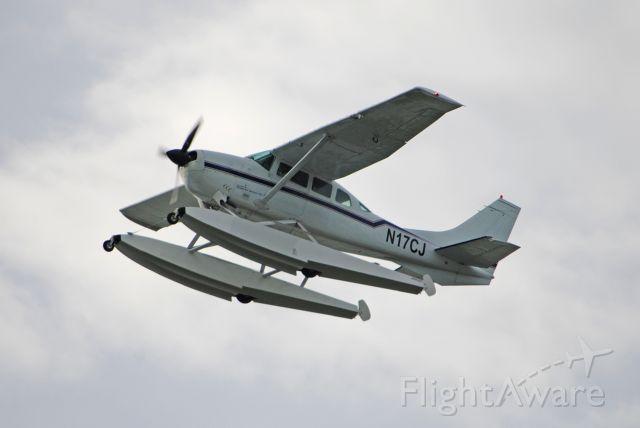 Cessna 206 Stationair (N17CJ) - March 8, 2020