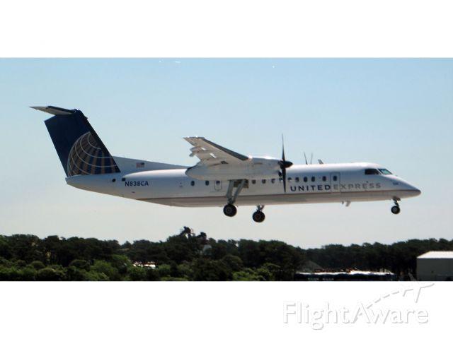 N838CA — - Landing RW24.