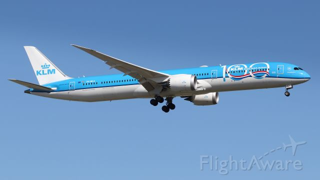 Boeing 787-8 (PH-BKA)
