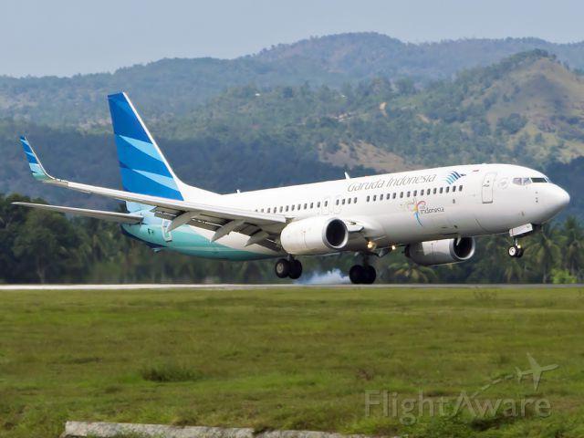 Boeing 737-800 (PK-GMI)