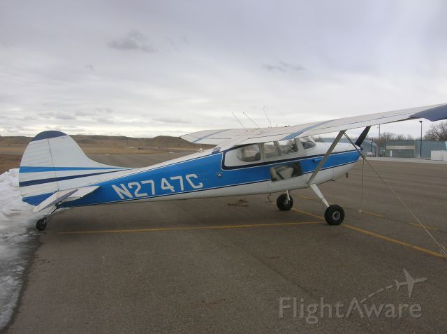Cessna 170 (N2747C)