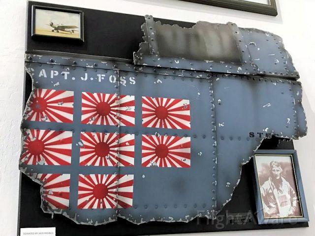 — — - Arizona Commemorative Air Force Museum, Mesa, AZ