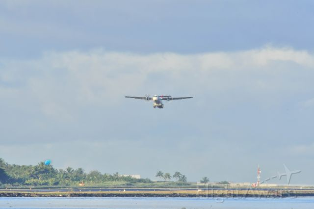ATR ATR-72 (F-ORVT)