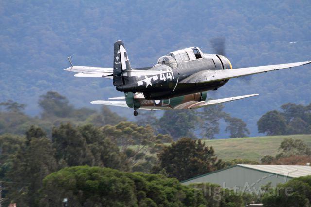 Grumman G-40 Avenger — - Wings over Illawarra 2016 Australia.