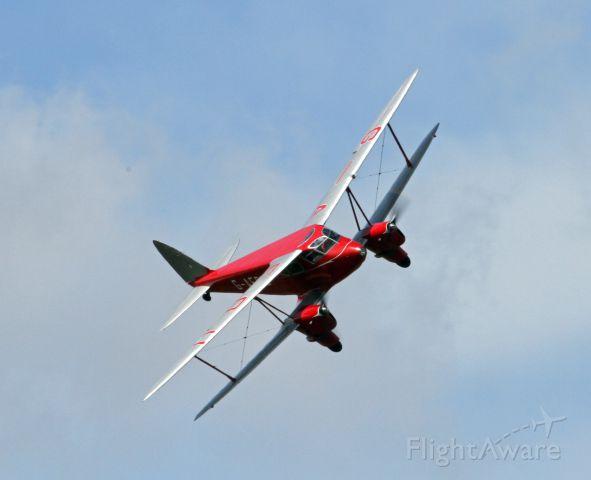 DRAGON FLY Dragon Fly (G-AEDU)
