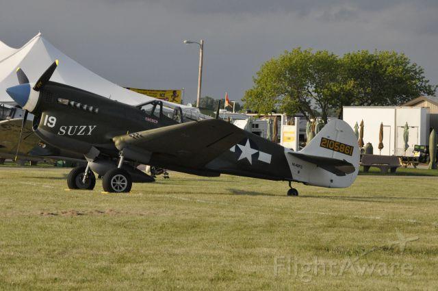 CURTISS Warhawk (N49FG)