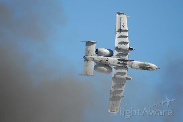 Fairchild-Republic Thunderbolt 2 — - Aviation Nation 2017