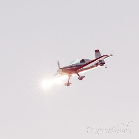 Experimental 100kts-200kts (N811PM) - Aerobatics competition - Llano, TX. October 19, 2019.