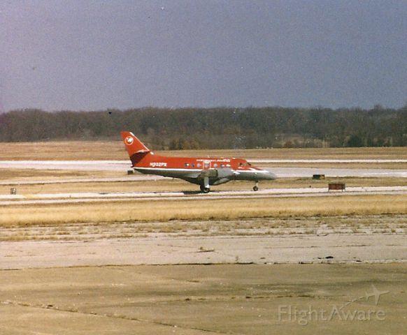 N332PX — - Back in the goodle days... Joplin Regional Airport Joplin, MO.