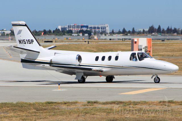 Cessna Citation 1SP (N151SP)