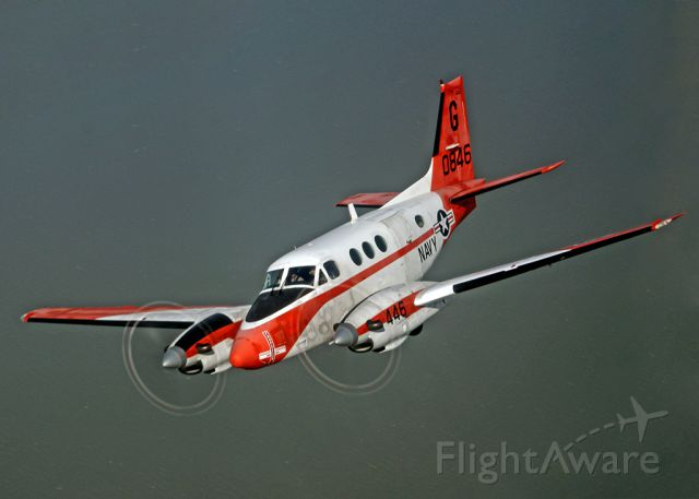 Beechcraft King Air 90 (16-0846)