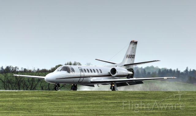 Cessna Citation V (N812QS)