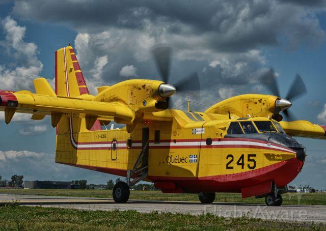 Canadair CL-415 SuperScooper (QUE245)