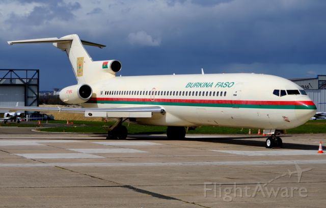 BOEING 727-200 (XT-BFA) - 12/04/2013<br />Burkina Faso Government