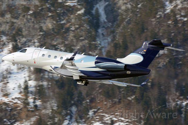 Embraer Legacy 550 (D-BJKP)