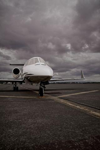 Learjet 31 (N517CC)