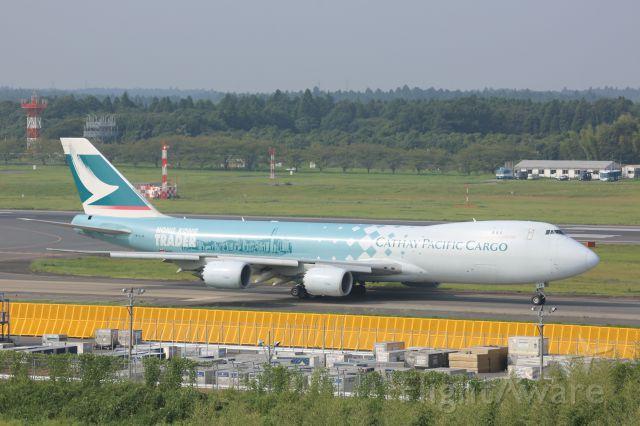 BOEING 747-8 (B-LJA)