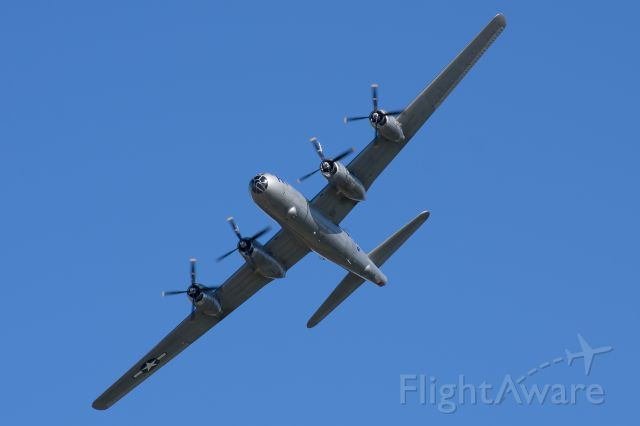 Boeing B-29 Superfortress (NX529B) - 2018 Wings Over Dallas WWII Airshow