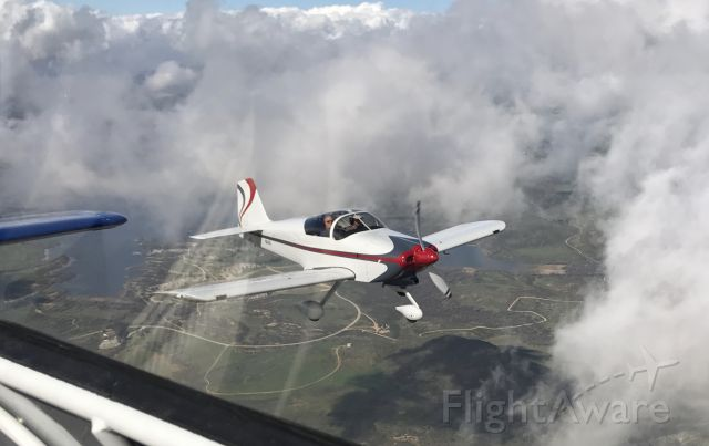AII AVA-202 (N641B)