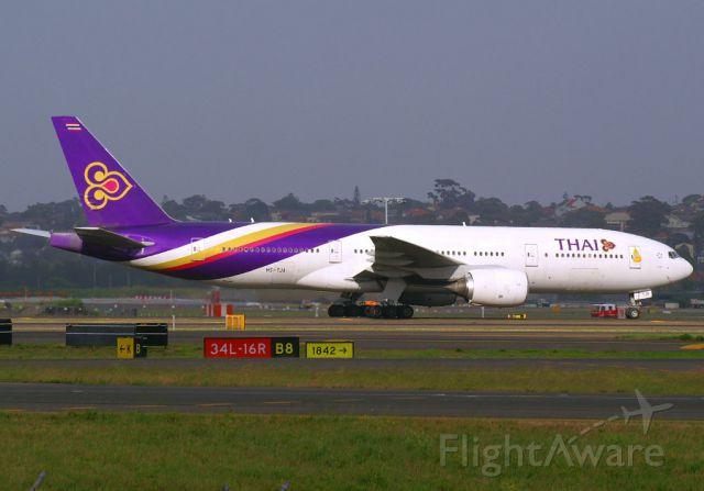 Boeing 777-200 (HS-TJA)