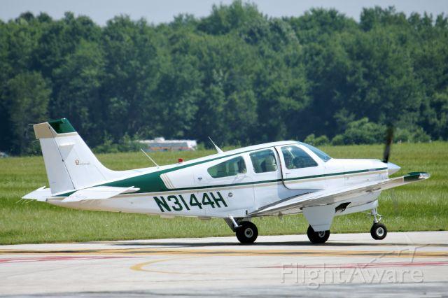 Beechcraft Bonanza (33) (N3144H)