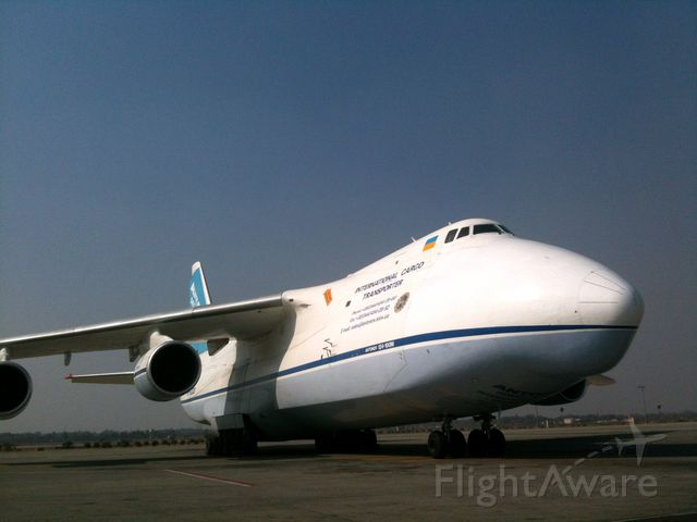 Antonov An-124 Ruslan (UR-82008)