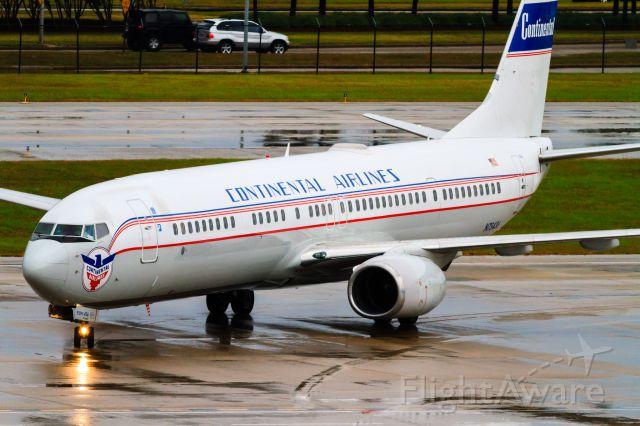 Boeing 737-700 (N75436) - Vintage Paint Scheme