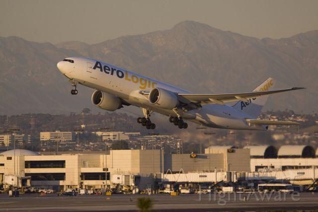 Boeing 777-200 (D-AALF)