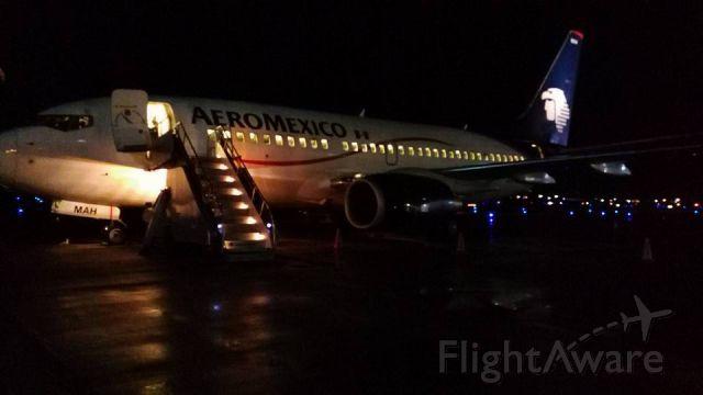 Boeing 737-700 (XA-MAH)