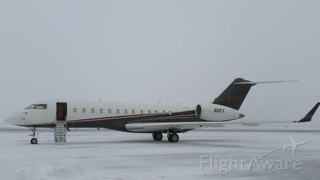 Bombardier Global Express (N91FX)