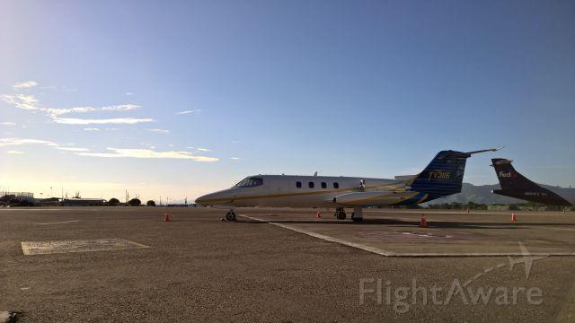 Learjet 25 (YV-3116)