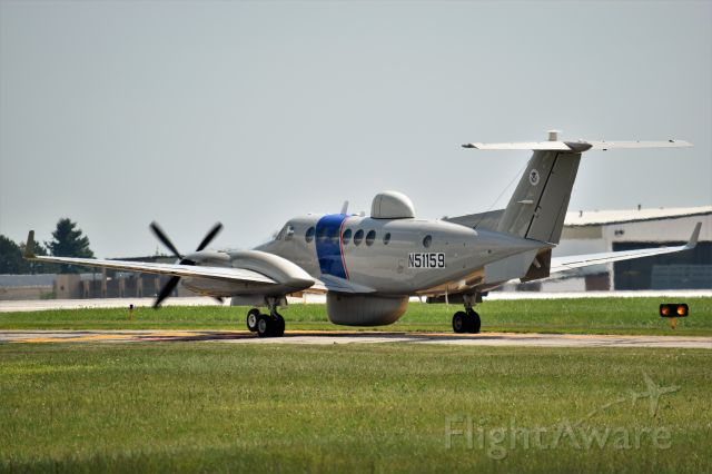 Beechcraft Super King Air 300 (N51159)