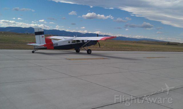 Pilatus PC-6B Turbo-Porter (N338SB)