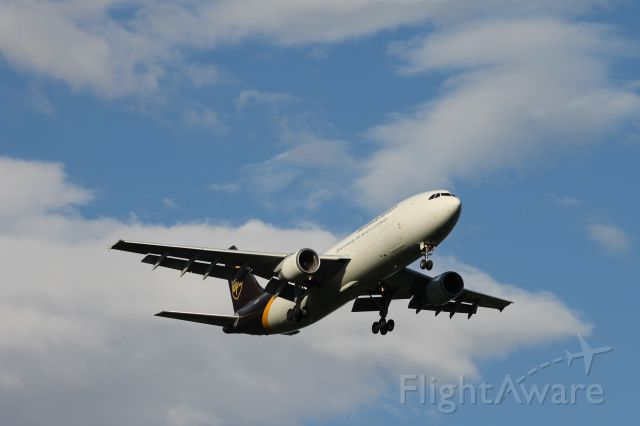 Airbus A300F4-600 —