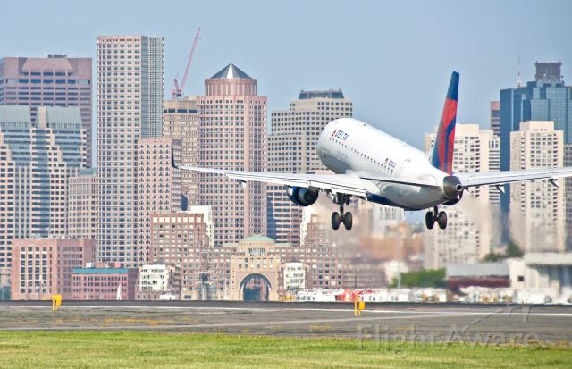 Embraer 170/175 (N204JQ) - Boston Massachusetts