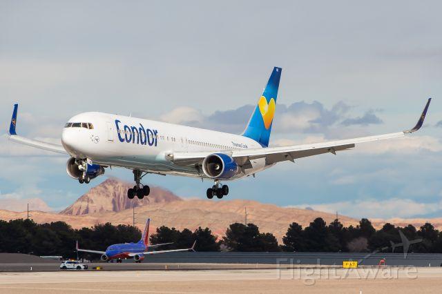 BOEING 767-300 (D-ABUC)