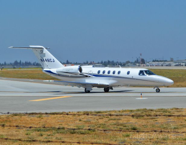 Cessna Citation CJ4 (N446CJ)
