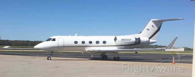 Gulfstream Aerospace Gulfstream 3 (N500GF) - Parked at Signature