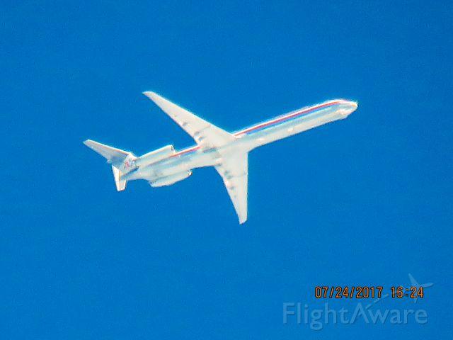 McDonnell Douglas MD-83 (N9618A)