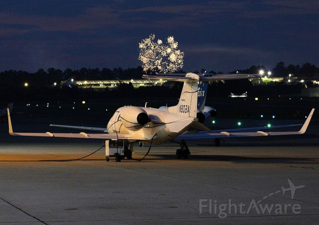 Learjet 31 (N90BA) - From 4th of July (Independence Day) at PDK. Photo taken on 7/4/2020.