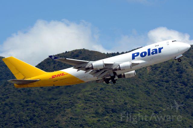 Boeing 747-400 (N454PA)