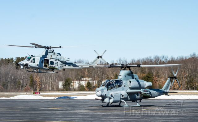 16-9823 — - A Huey Venom and Viper visited Boire Field Saturday March 6, 2021<br /><br />Shot with a Nikon D3200 w/ Nikkor 70-300mm<br />Best viewed in Full Size