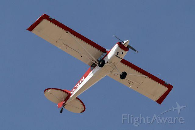 N473AM — - Cactus Fly-in 2011 - Casa Grande, AZ